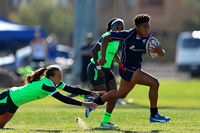 The 2016 Las Vegas Invitational: USA Select 7s vs. South Africa
