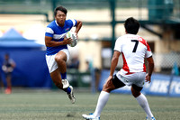 2016 Asia Rugby Sevens Series Hong Kong Plate Semi Final: Taiwan Men's Sevens vs. Japan