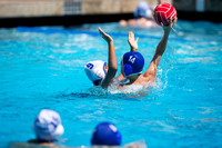 U10 TPC vs SC Waxem  at USA Water Polo Junior Olympic Qualifiers