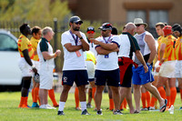 The 2016 Las Vegas Invitational: USA Men's Falcons vs. Tumatauenga