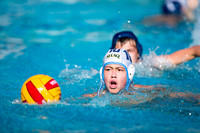 14U SHAQ A  vs Thunder during USA Water Polo Junior Olympics