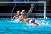 16U SHAQ vs Stanford during USA Water Polo Junior Olympics