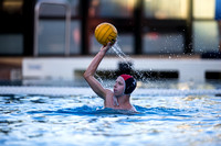 16U Big Valley vs Carlsbad during USA Water Polo Junior Olympics