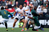 HSBC World Rugby Sevens World Series USA 3rd Place Final: USA vs. South Africa