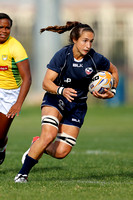 The 2016 Las Vegas Invitational: USA Select 7s vs. Brazil