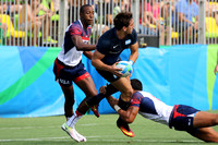 Rio 2016 Olympic Games Men's Rugby Sevens: USA Men's Eagles Sevens vs. Argentina