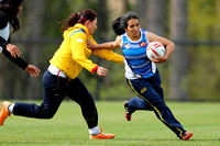2015-16 HSBC World Rugby WomenÕs Sevens Series Atlanta: Columbia Women's Sevens training session