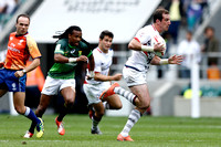 HSBC World Rugby Sevens World Series London: USA Men's Sevens Eagles vs. South Africa