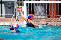 U12 Laguna vs Huntington Beach Orange during USA Water Polo Junior Olympics
