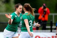 2015-16 HSBC World Rugby Women's Sevens Series Langford: England Women's Sevens vs. Ireland