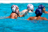 18U LA Premier vs Vanguard during USA Water Polo Junior Olympics