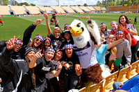 2015-16 HSBC World Rugby WomenÕs Sevens Series Atlanta: USA Women's Sevens Eagles vs. Spain
