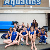 2017.02.11 Youth Club Water Polo: Kap7 Tournament, 12U Girls 680 vs Huntington Beach