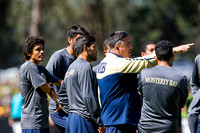 M Soccer: CSUMB at SF State