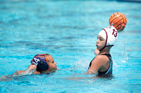 10U Huntington Beach vs Laguna during the 2017 USA Water Polo Ju