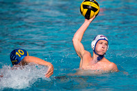 16U Santa Barbara Premier vs 680 B during the 2017 USA Water Pol