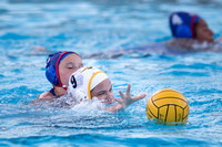 12U 680 vs Thunder during the 2017 USA Water Polo Junior Olympic