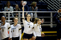 Volleyball: Saint Mary's Gaels at California Golden Bears