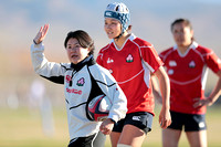 Japan Women's Sevens Selects Training Session