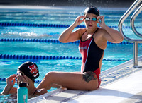 2016.10.22 COLLEGIATE CSUEB Swimming