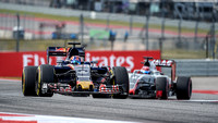 The 2016 Formula 1 United States Grand Prix at the Circuit of the Americas in Austin, TX.