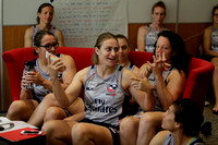 USA Women's Eagles Anti Doping Education