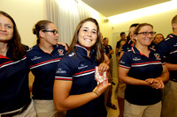 2014.07.30 Rugby Union Womens World Cup USA Ris-Orangis City Hall Reception