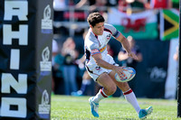 USA Men's Eagles Sevens v New Zealand