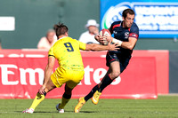 USA Men's Eagles Sevens v Australia