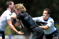 USA Rugby College All-Americans vs New Zealand