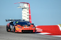 The Lamborghini Trofeo Qualifying at the 2016 FIA World Endurance Championship (WEC), the 6 Hours of Circuit of the Americas.