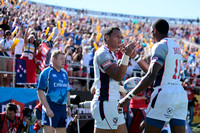 USA Men's Eagles Sevens v South Africa
