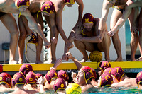 2016.09.25 Waterpolo: Mountain Pacific Invitational - Pacific vs USC
