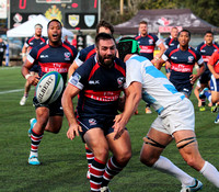 USA Selects vs Argentina Jaguars on Oct 11, 2014