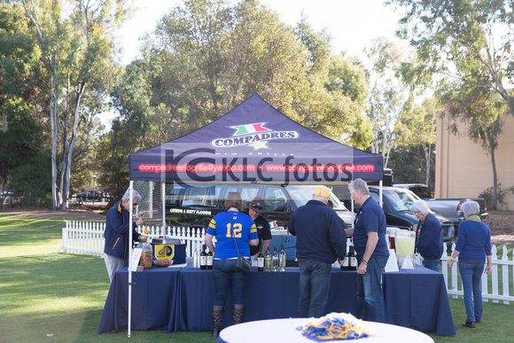 California Alumni Association Big Game Tailgate