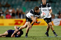 HSBC World Rugby Sevens Series Sydney pool match: New Zealand vs. Scotland