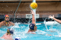 Cal vs UCSB at Stanford Spring Invitational Men's Water Polo