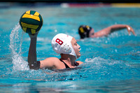 Stanford vs SoCalat US Open Water Polo Tournament
