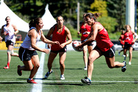 HSBC World Rugby Women's Sevens Series Langford: Canada Captain's Run