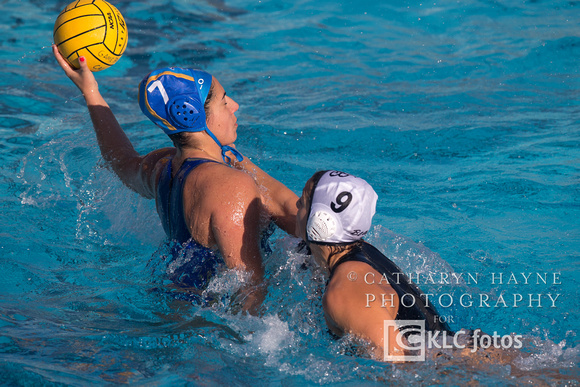 Cal vs SJSU at California Speedo Cup
