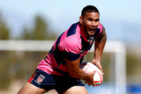 HSBC World Rugby Sevens Series Las Vegas: USA Eagles Training Session