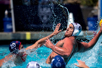 2017.04.02 USA Water Polo National League: USA University vs Alumni