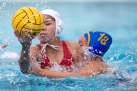 2017.11.05 USA Water Polo: Collegiate Cup: China vs UCLA