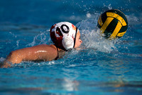 18U Diablo vs Thunder during the 2017 USA Water Polo Junior Olym