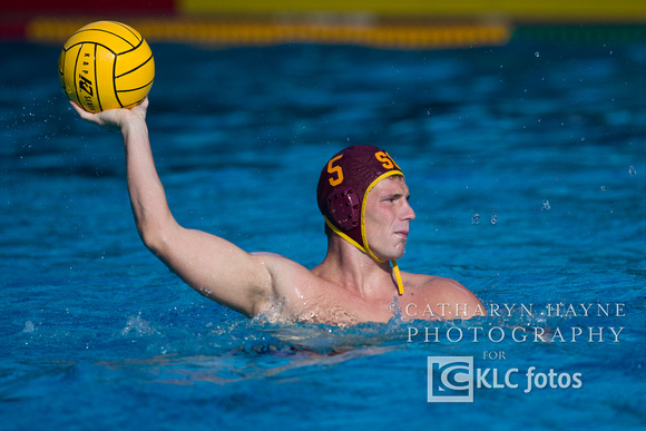 Waterpolo: University of Southern California Trojans vs Penn State Behrend Lions