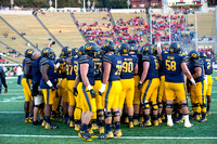 Football: Ole Miss Rebels at California Golden Bears