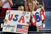 2017.09.15 - Soccer - US Women National Team vs New Zealand