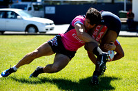 HSBC World Rugby Men's Sevens Series Wellington: USA Training Session