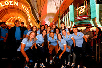 HSBC World Rugby Women's Sevens Series Las Vegas: Parade of Nati