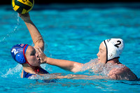 18U SoCal vs 680 during the 2017 USA Water Polo Junior Olympics